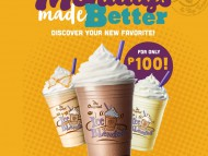 coffee bean & tea leaf mondays made better promo apr to june 2017
