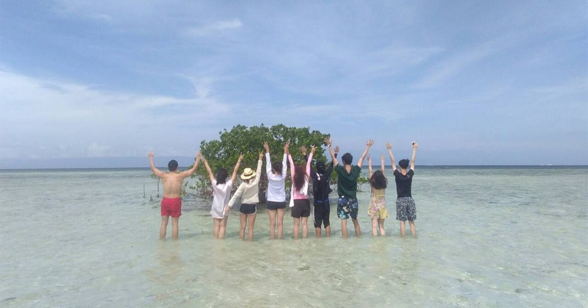 フィリピン留学 観光