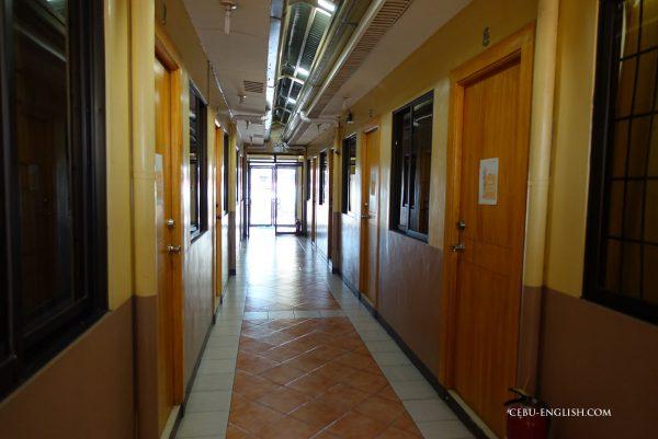 フィリピン留学院 エコノミーの内部