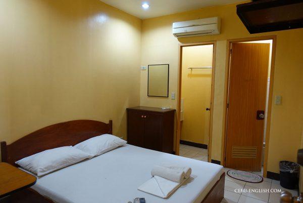 フィリピン留学院 エコノミーのお部屋