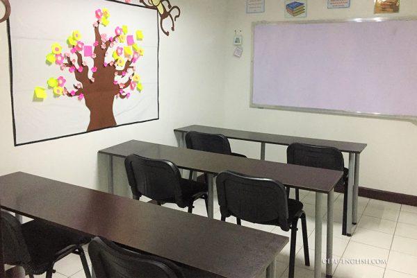 KEAのクラスルーム