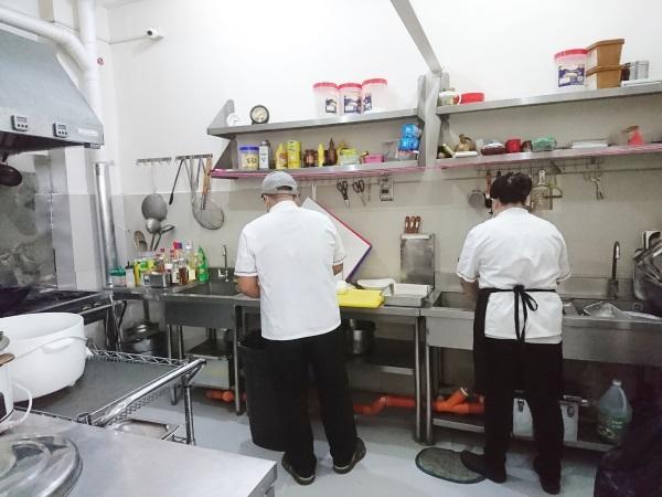 セブ島STARGATE キッチン