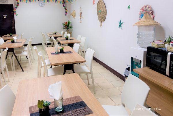 KEAの食堂