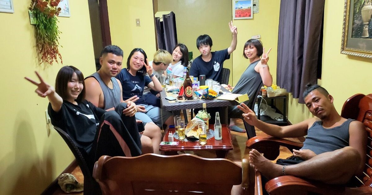 栃木県KMさん(20代・男性)バギオ・PINESメインキャンパス 12週間留学