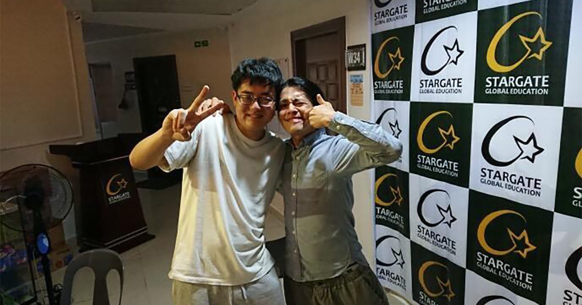 神奈川県 K.I.さん(20代・男性) Stargate 16週間留学