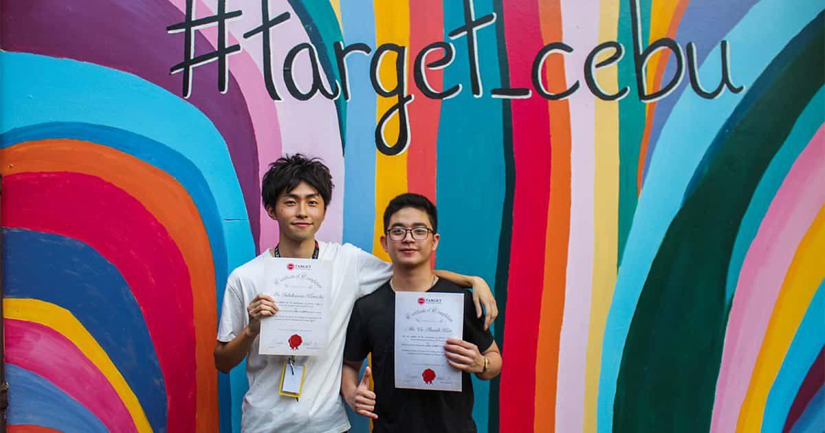 愛知県IKさん(20代・男性) TARGET 12週間留学